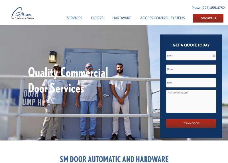smdoorautomatic.com-work